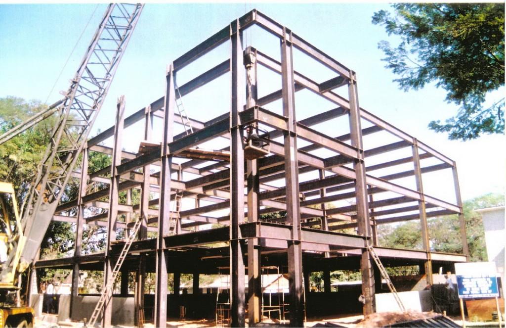 Estrutura Metálica para Galpões e Prédios