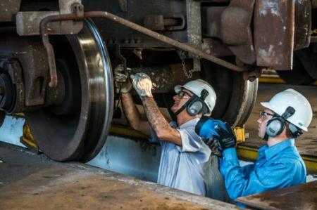 Manutenção de Vagões Ferroviários