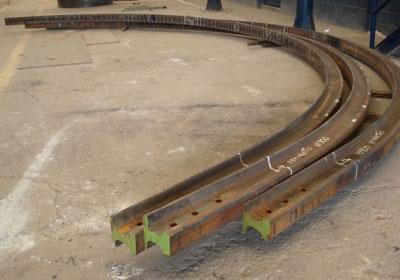 Conformação de Trilhos Ferroviários